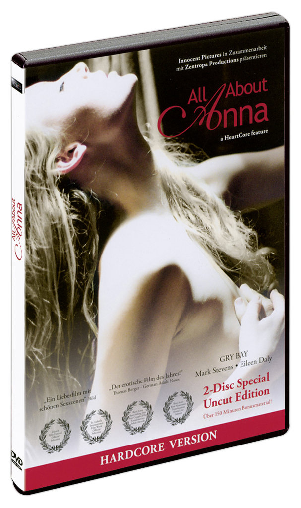 Image of All About Anna